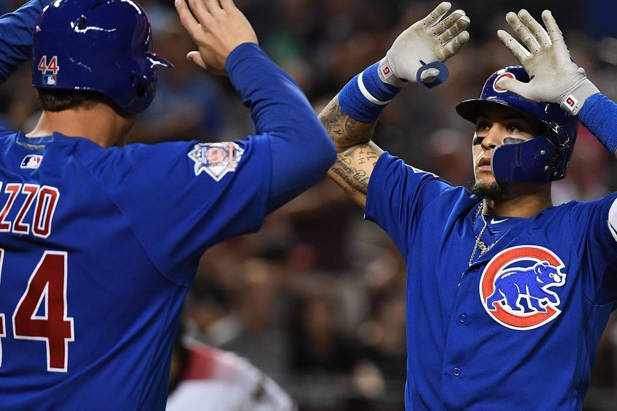 4aad83d3 MLB most popular jerseys 2018: Three Cubs make the top 10 - Chicago ...