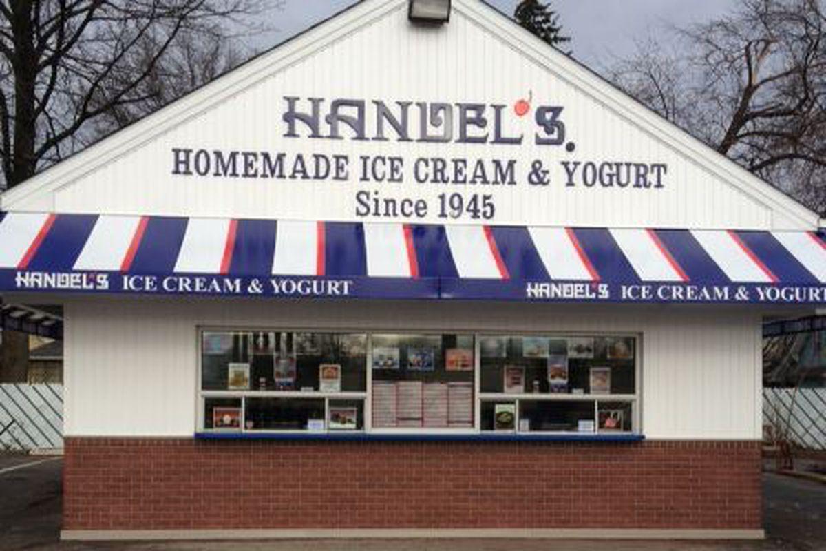 The original Handel's in Youngstown, Ohio
