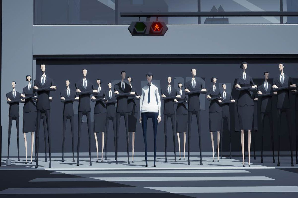 Where its predecessor focused on childhood trauma, Mosaic, a point-and-click adventure game ...