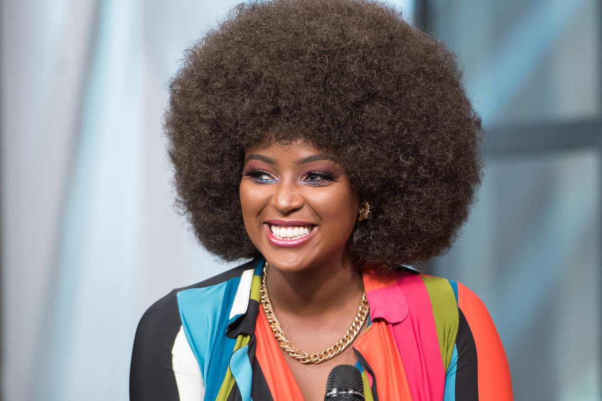 Singer Amara La Negra