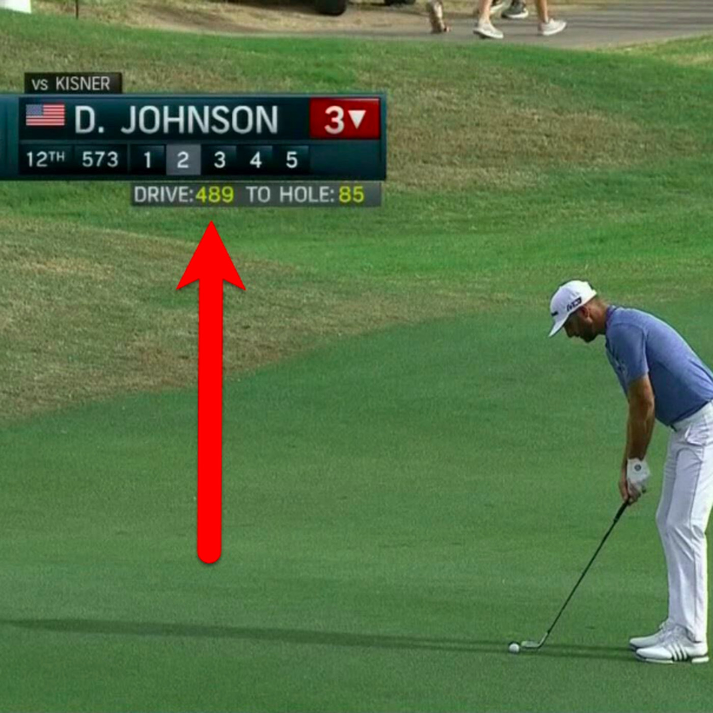 longest driver in professional golf