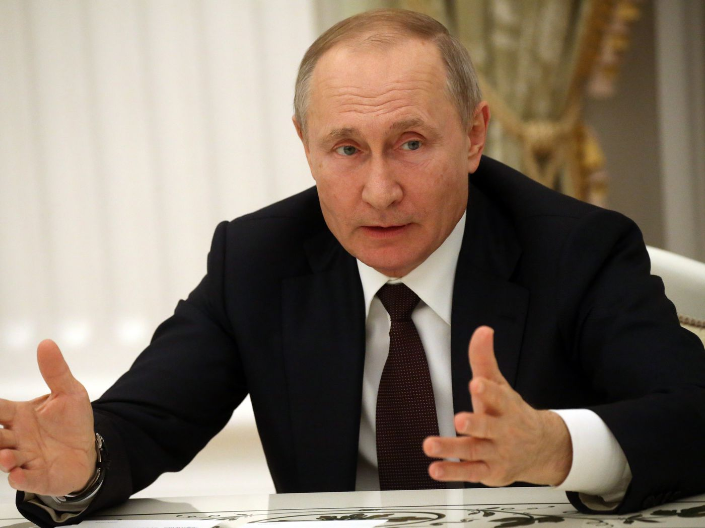 Vladimir Putin Got One Step Closer To Being Russian President For Life Vox