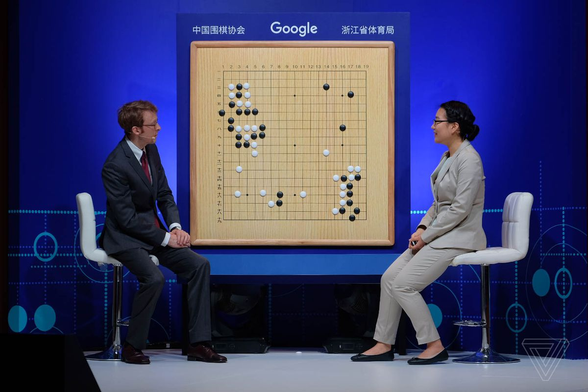 google deepmind alphago go