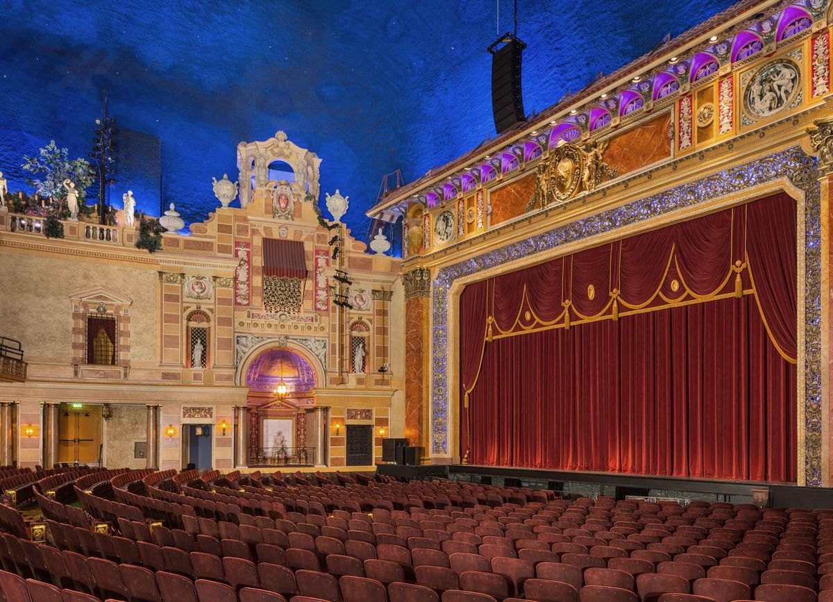 The 21 most spectacular theaters in the U.S. - Curbed