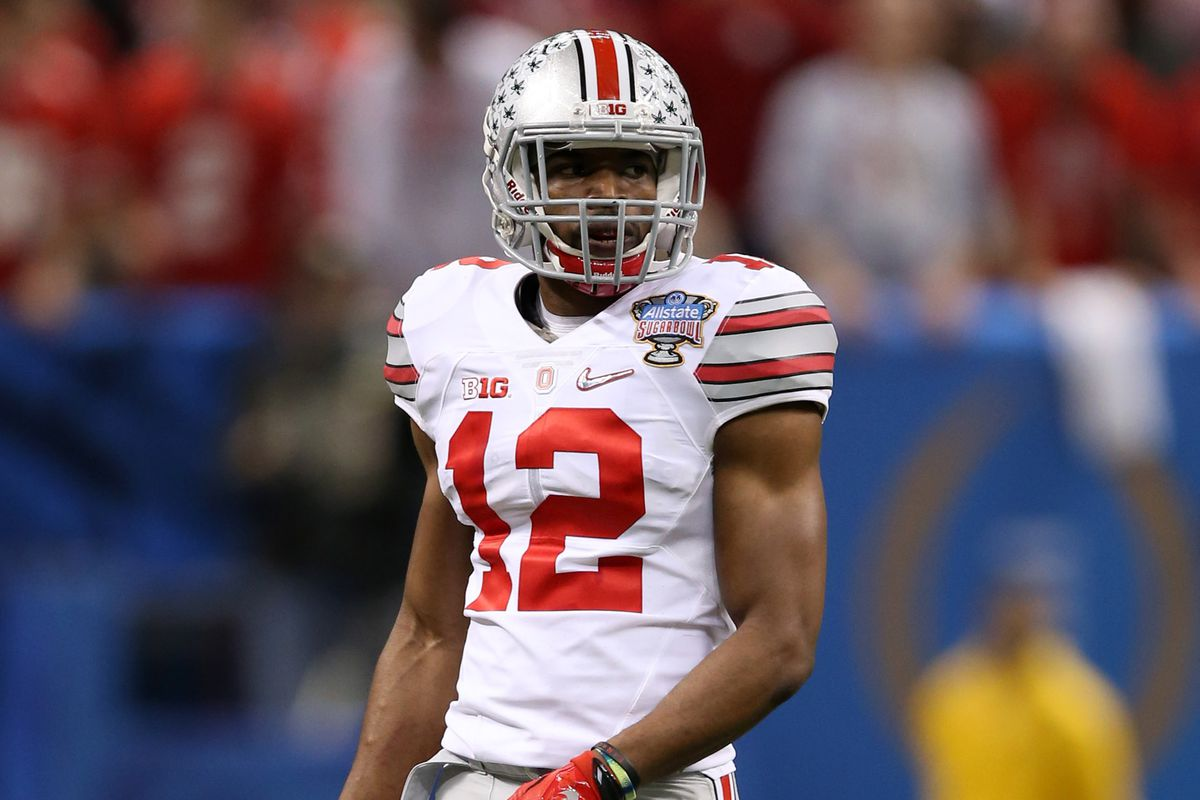 Doran Grant. Will the Titans strike it rich with another Buckeye?