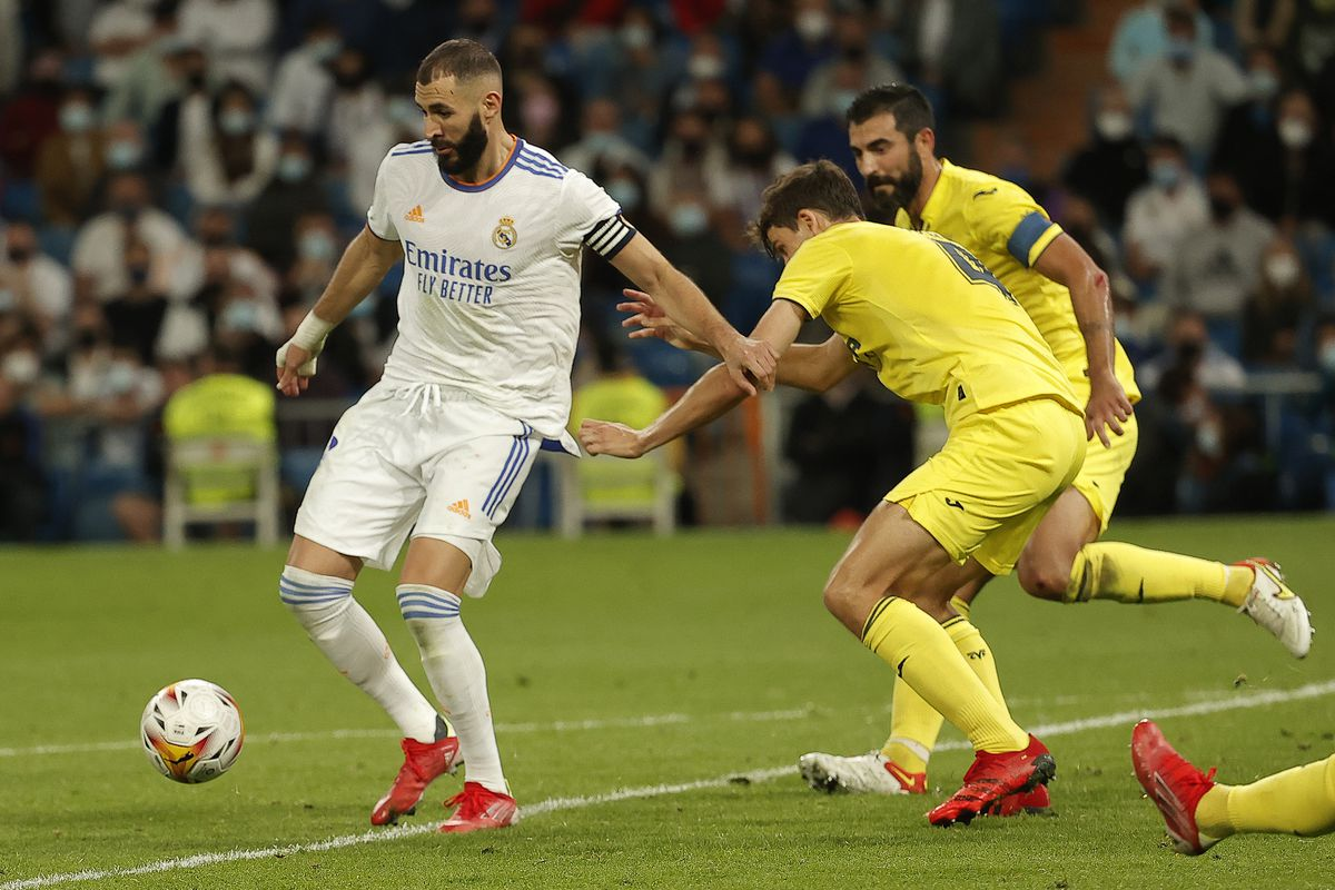 Real Madrid v Villarreal CF - La Liga
