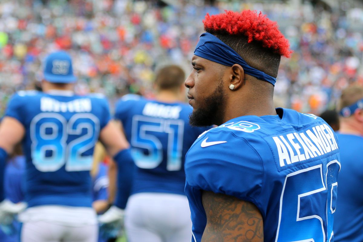 newest collection 47e0d edac7 49ers free agency 2019: Can Kwon Alexander be the next great ...