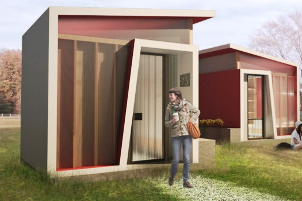 San Jose considers tiny homes for homeless in bid to appease ...