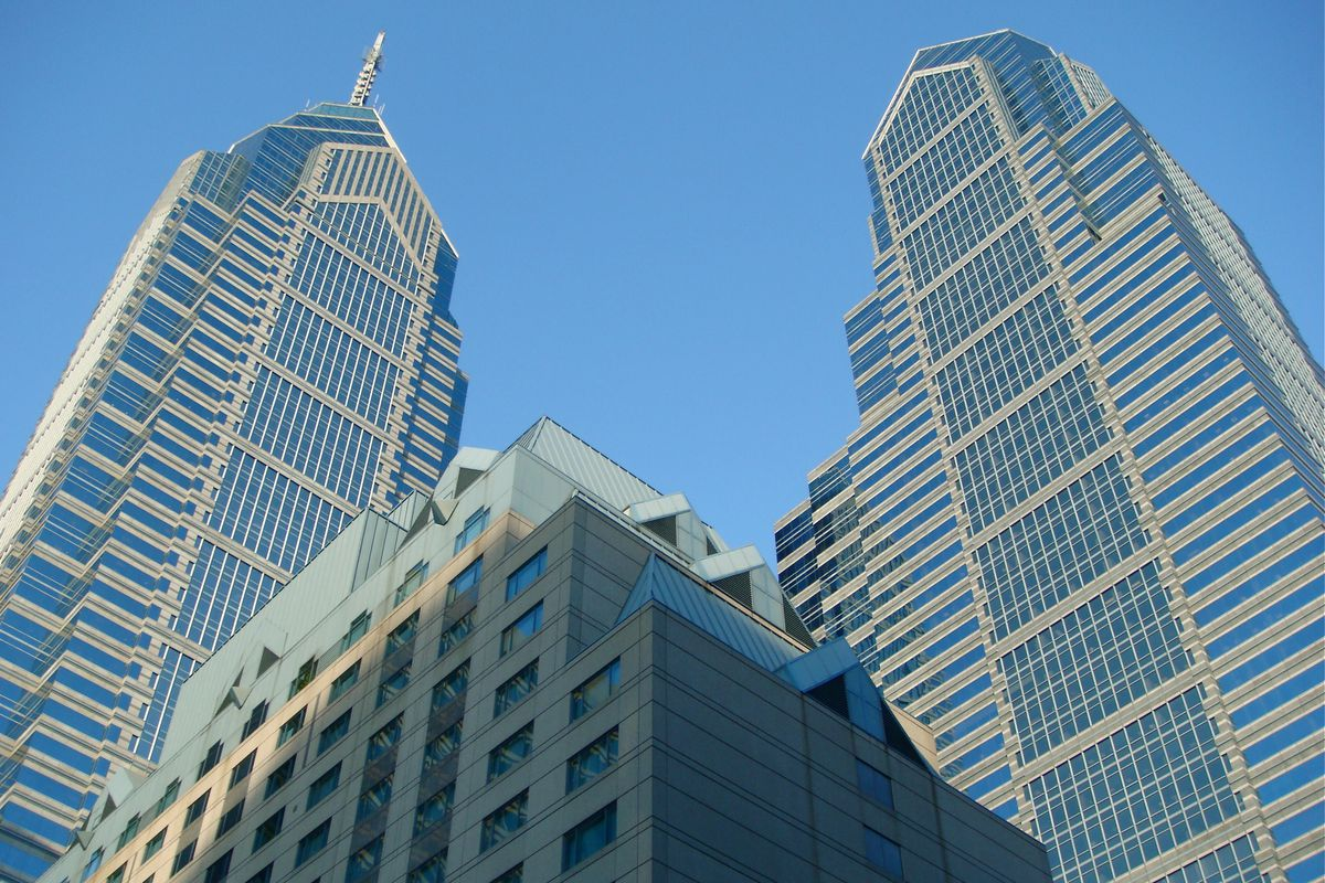 Two Liberty Place Penthouse On 57th Floor Sells For 11m