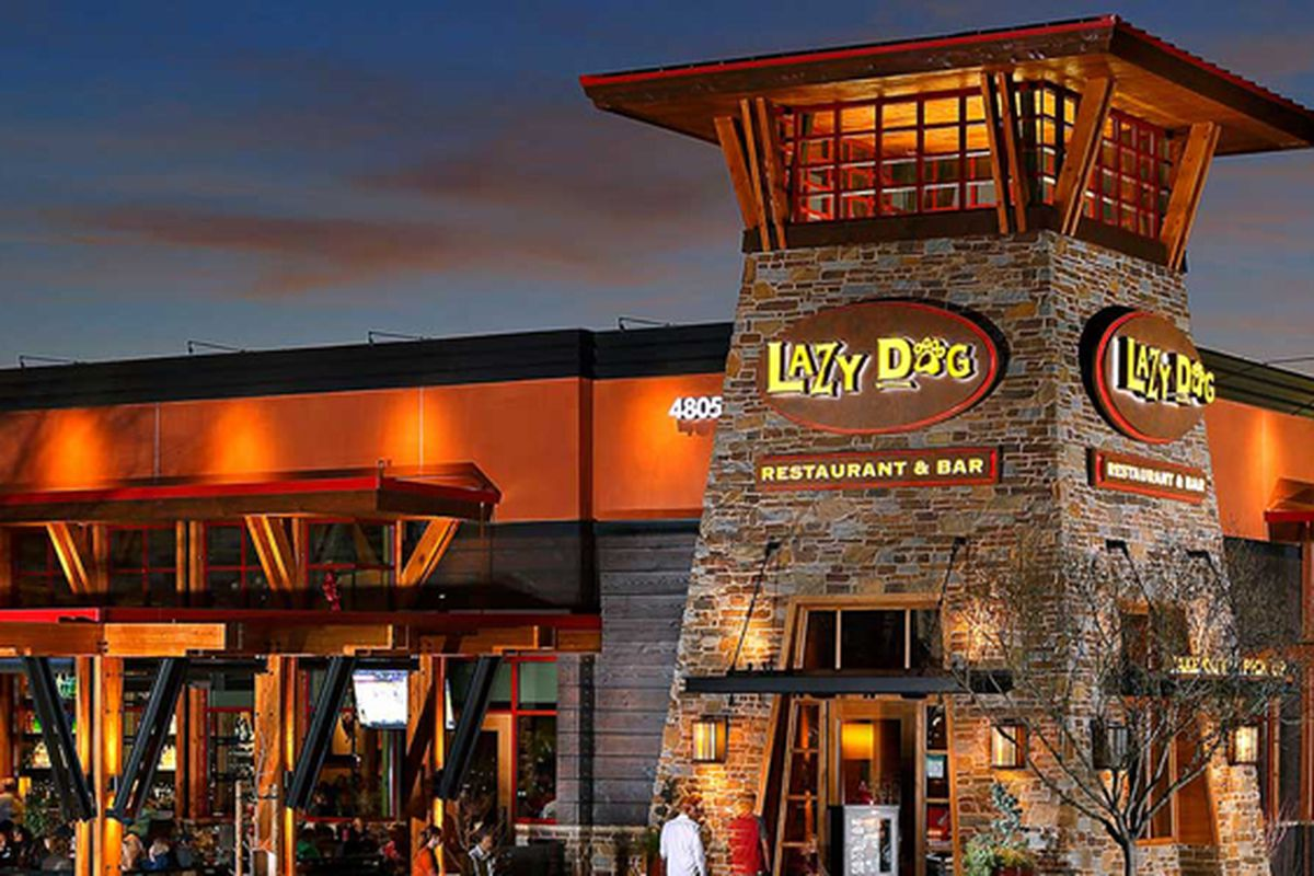 Lazy Dog Restaurant Bar