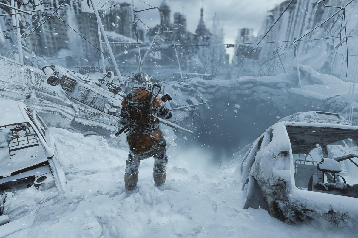 Epic Games Store exclusive Metro Exodus outsells previous