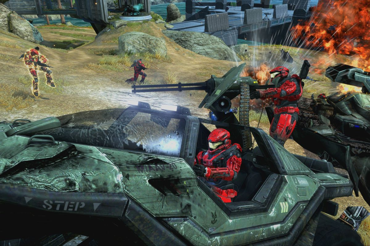 Halo Combat Evolved Anniversary Begins Beta Testing On Pc