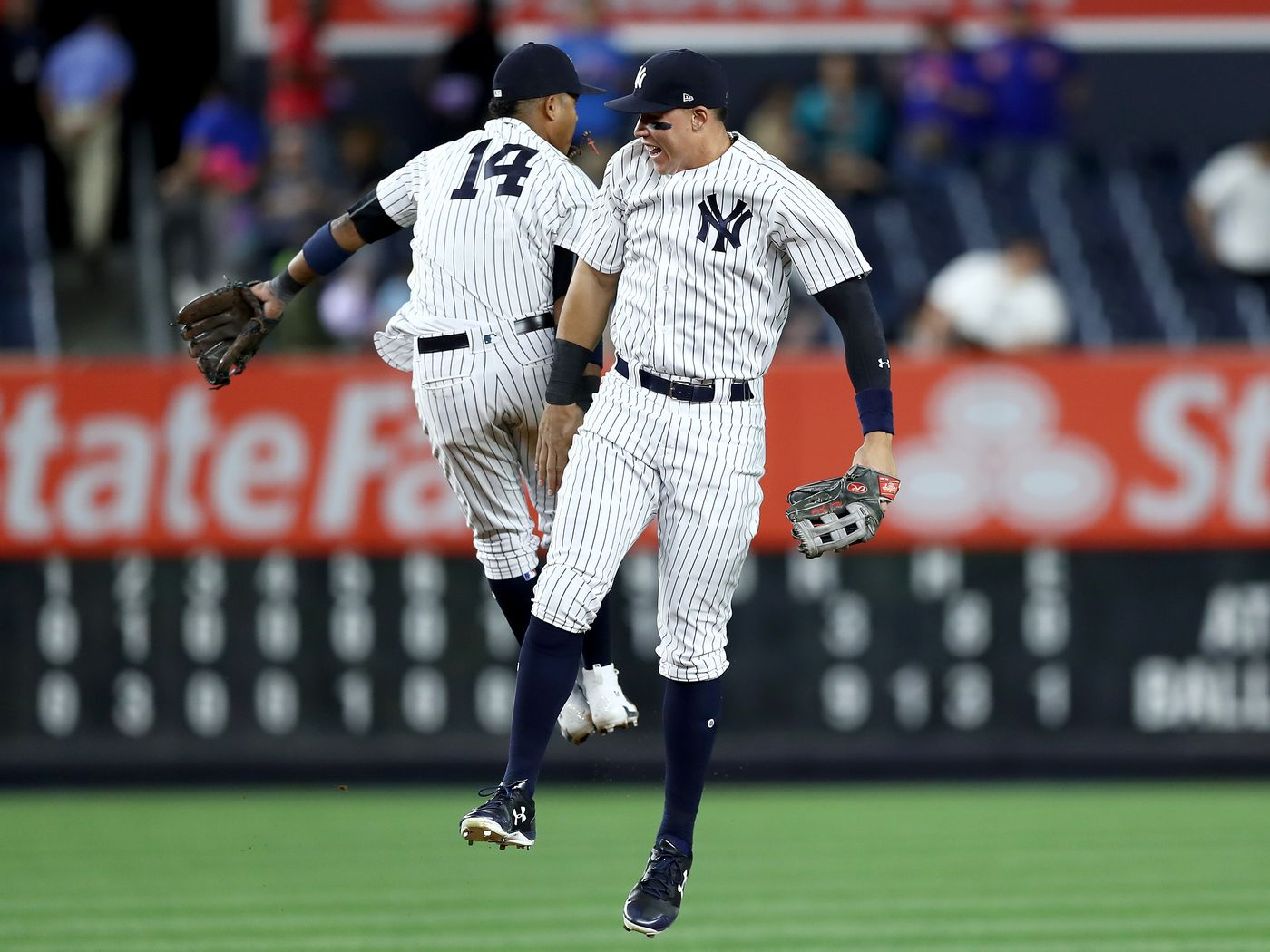 The myth of Aaron Judge, our large ...