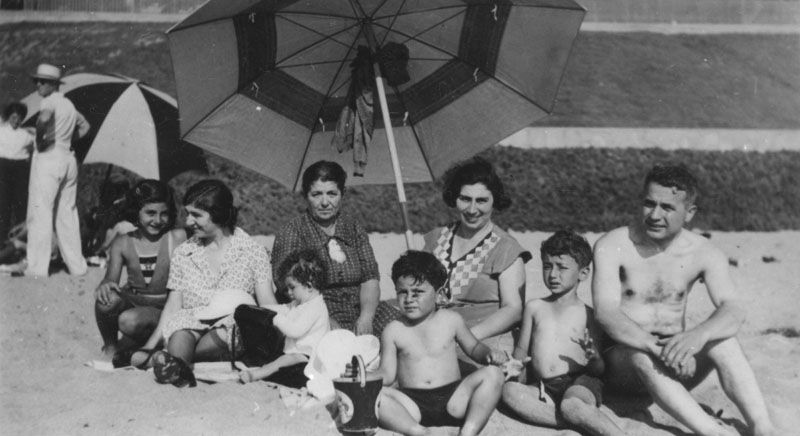 Redondo Beach family