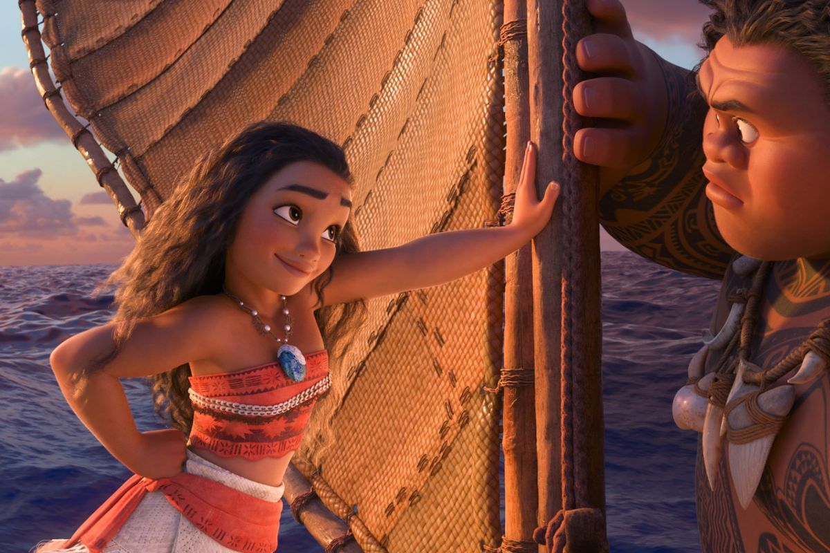 Disney's Moana tells an emotional, funny story worthy of its ...