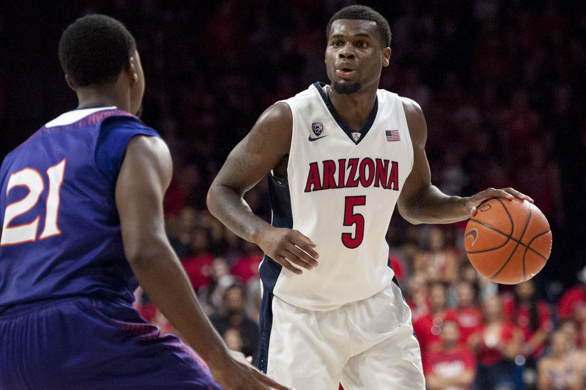 info for 3107c a3655 Arizona basketball: Kadeem Allen is shining at point guard ...