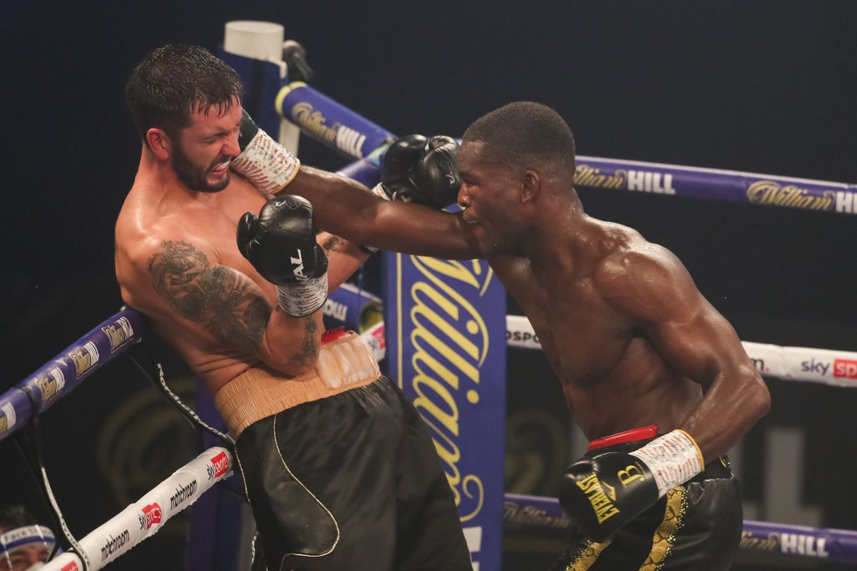 Buatsi rallies, stops Calic in seventh round; Cameron wins first title - Bad Left Hook