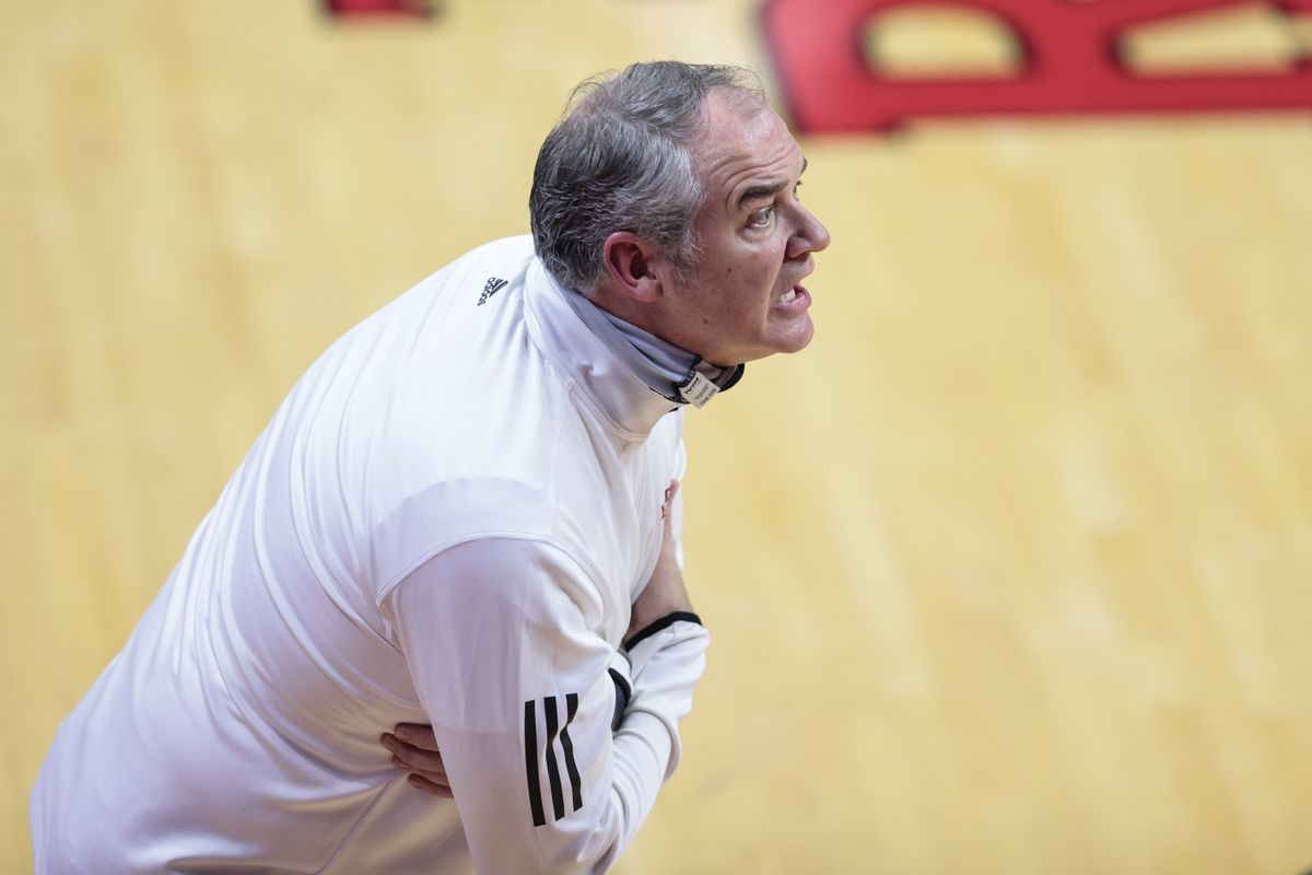 NCAA Basketball: Wisconsin at Rutgers