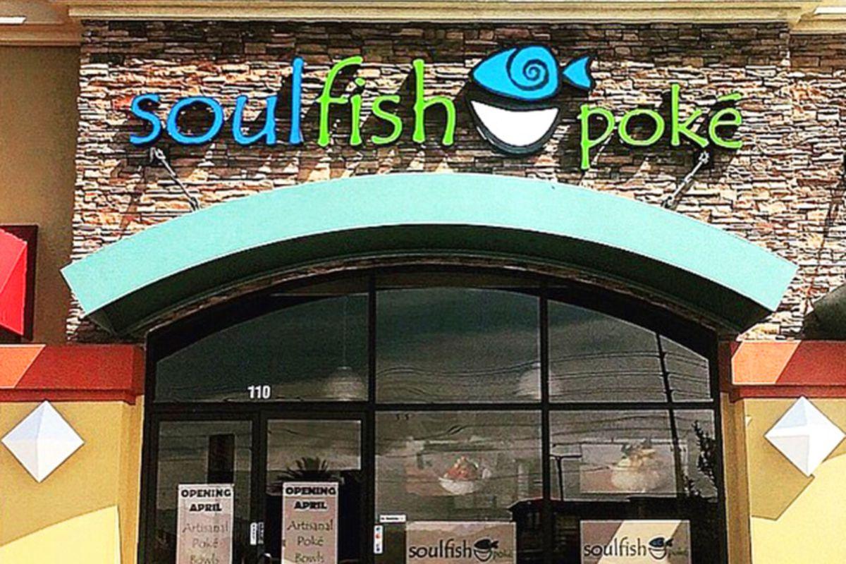 Soulfish Poke