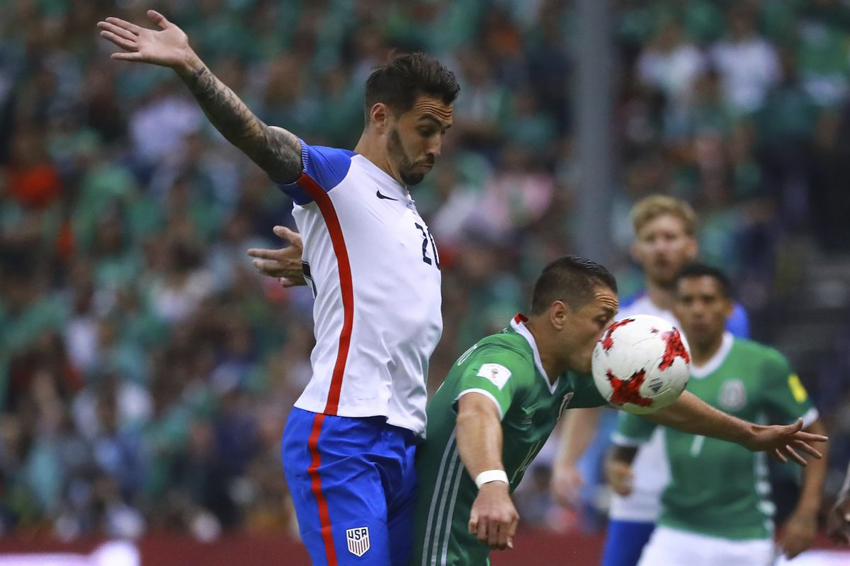 Mexico v United States - FIFA 2018 World Cup Qualifiers