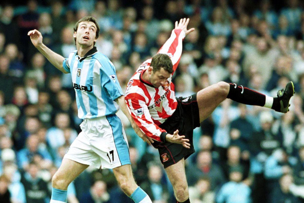 Coventry v Sunderland