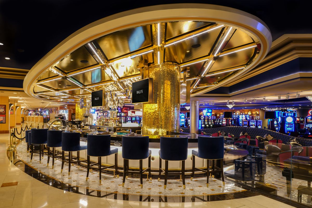 The Lobby Bar at Bally's Las Vegas on the Strip is reopening with much of the resort later this month.