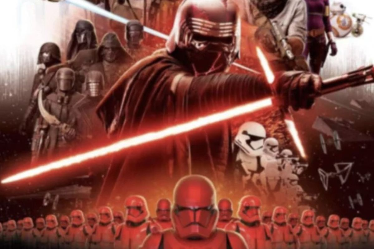 New leaked 'Star Wars: Episode IX' poster reveals Knights of