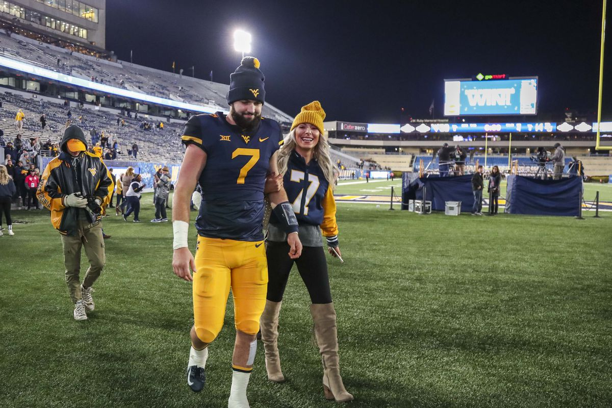 Ben Queen-USA TODAY Sports. West Virginia s star quarterback Will Grier has  been named the winer of the ... a0ee324d8