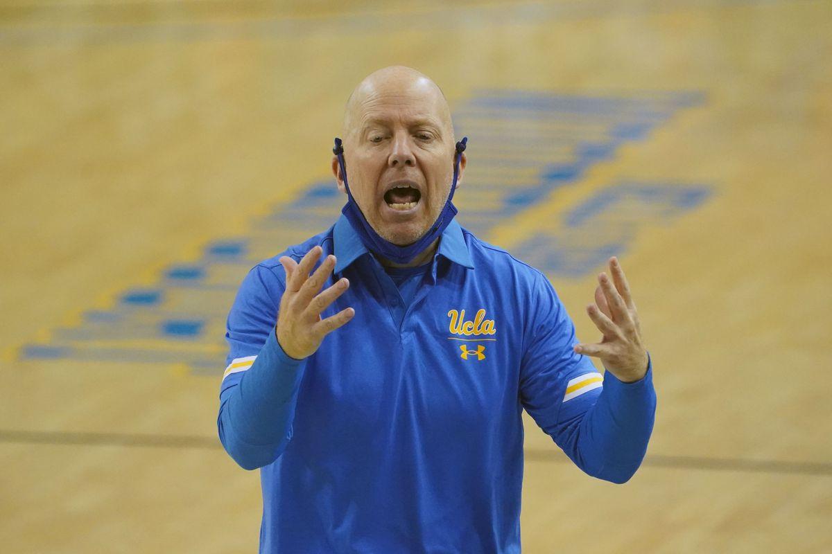 NCAA Basketball: Marquette at UCLA