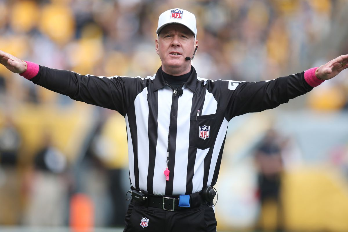 87faca3b0 John Parry will be referee for Super Bowl 53 between Patriots and ...