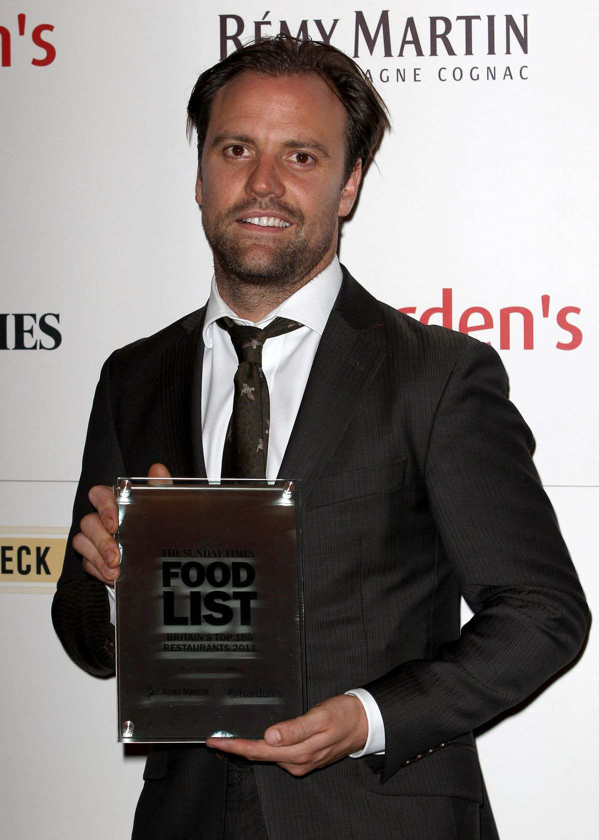 UK's Top 100 Restaurant Awards 2011