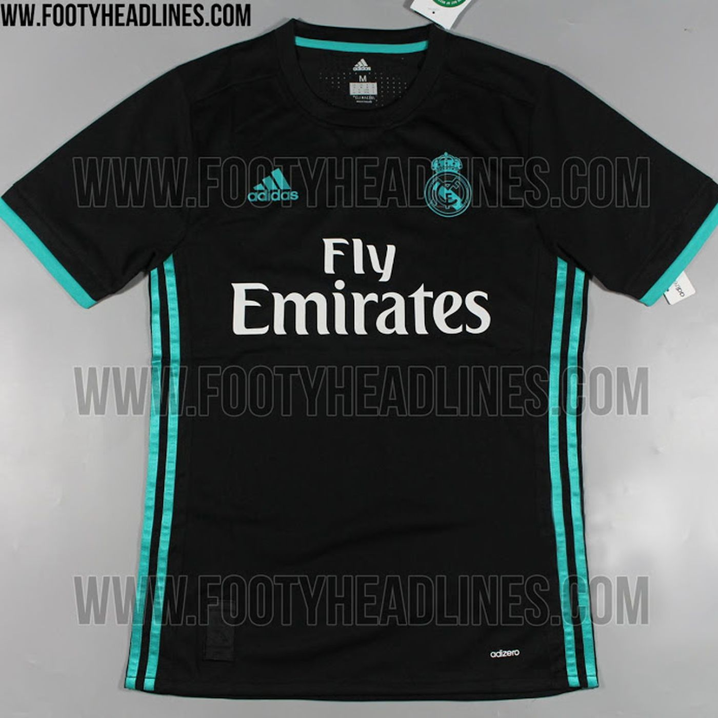 0247ac1aa Real Madrid s 2017-18 Away Kit Leaked - Managing Madrid