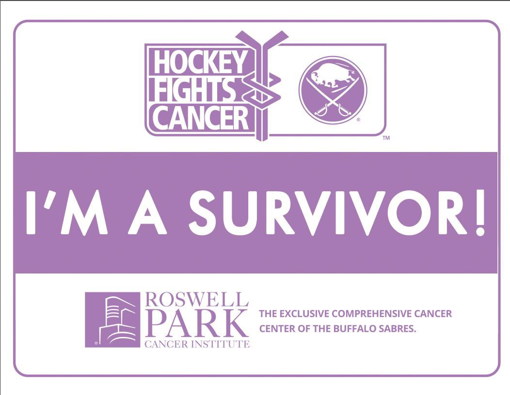 factory authentic c482e 7fc01 It's the Sabres' 'Hockey Fights Cancer' night - Die By The Blade