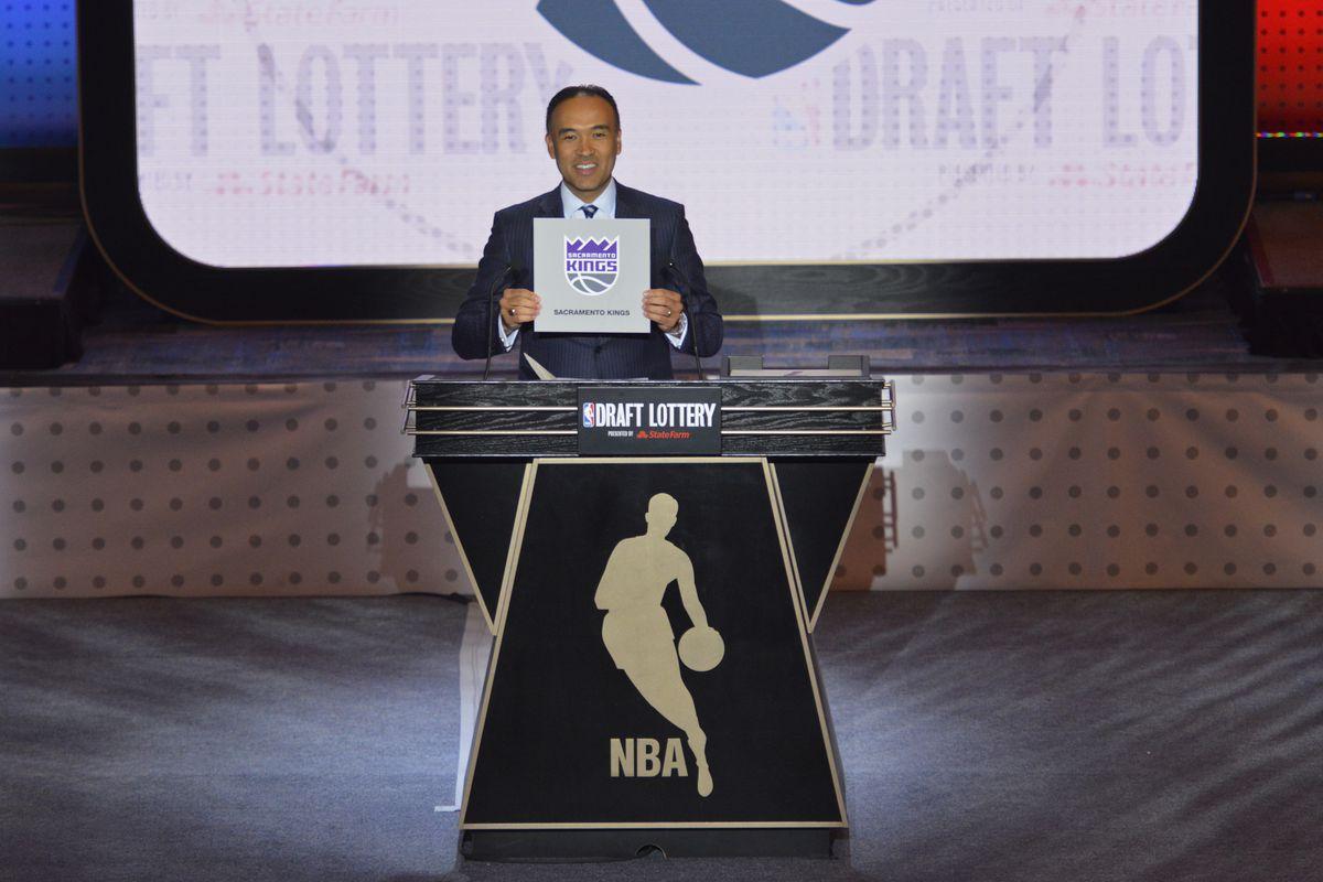 NBA Draft Lottery 2016