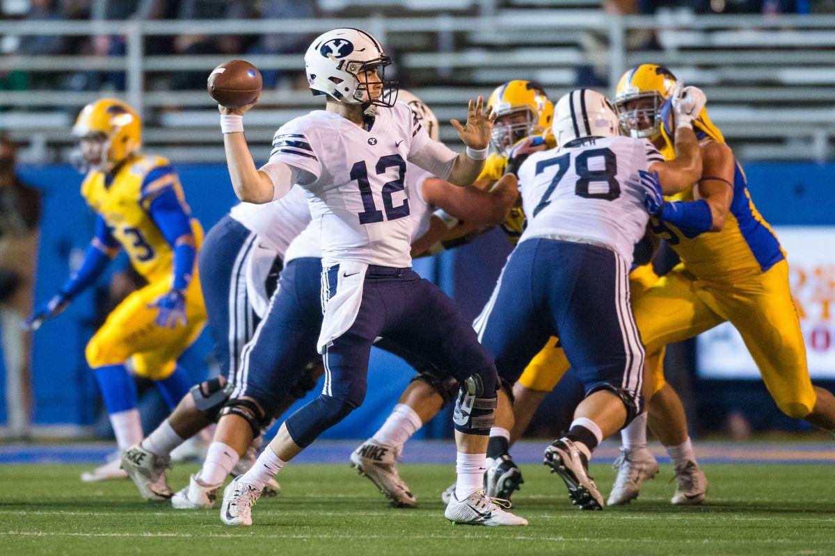 NCAA Football: Brigham Young at San Jose State