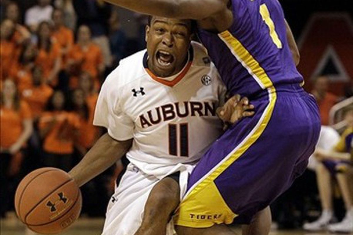 Auburn basketball is providing us with all the awesome photos we can handle right now.