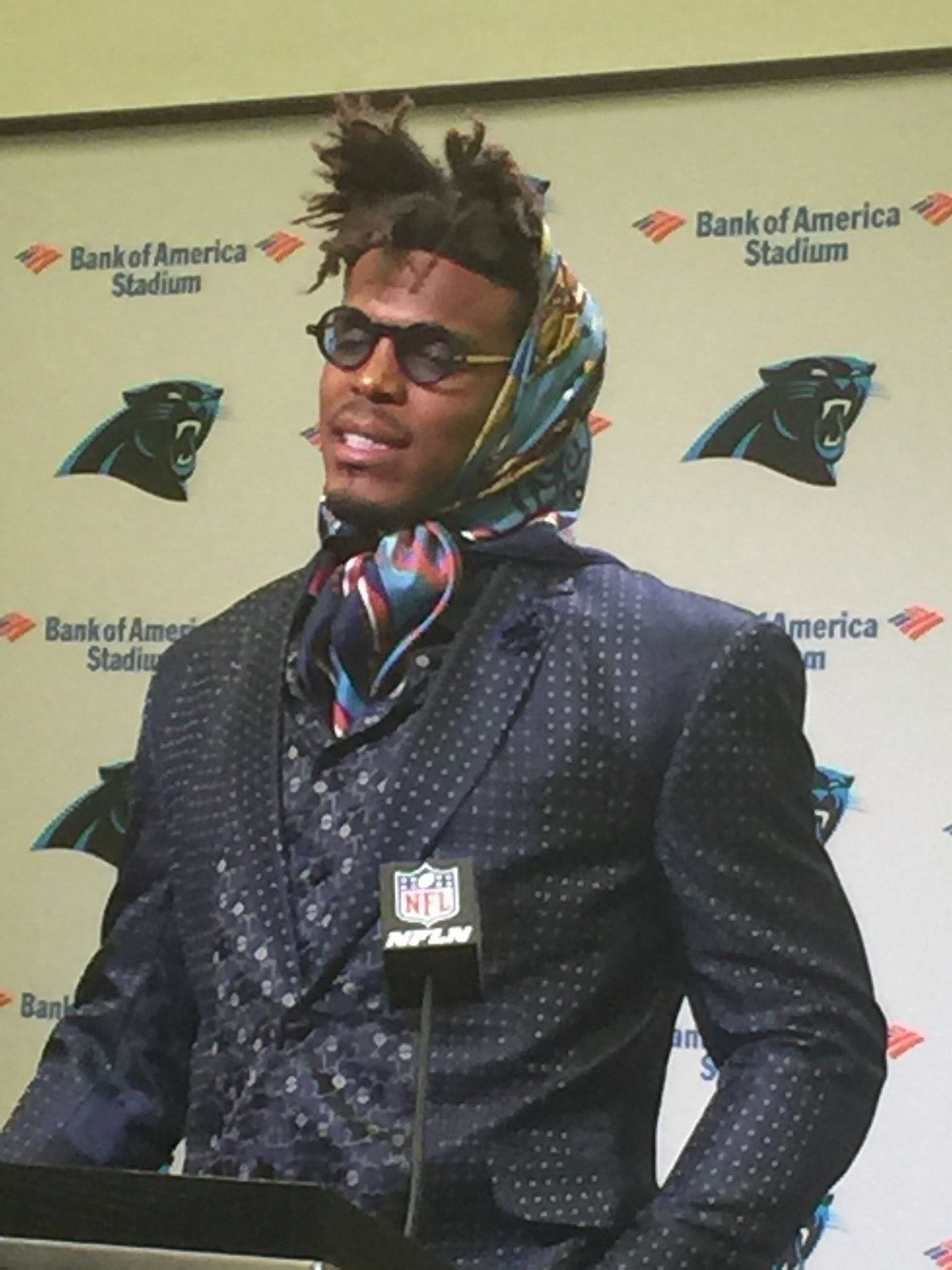 Cam Newton S Outfits Graded By A Fashion Expert And A Fashion Idiot Sbnation Com