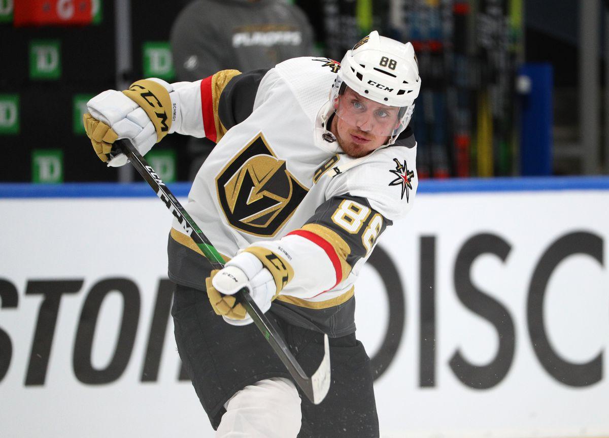 Vegas Golden Knights v Vancouver Canucks - Game Four