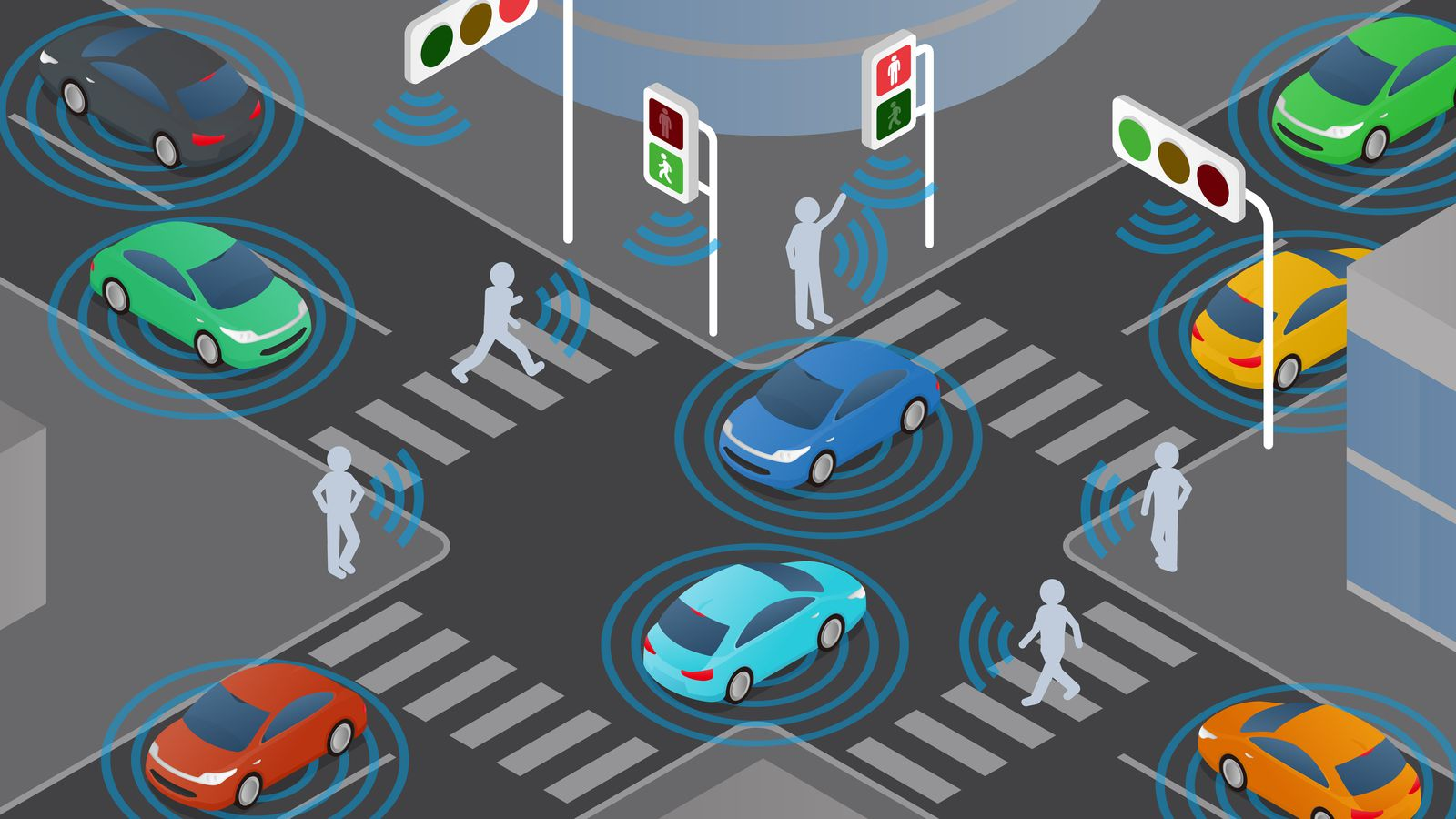 How Will Driverless Cars Change Street Policing Curbed