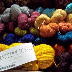 Madelinetosh Yarn