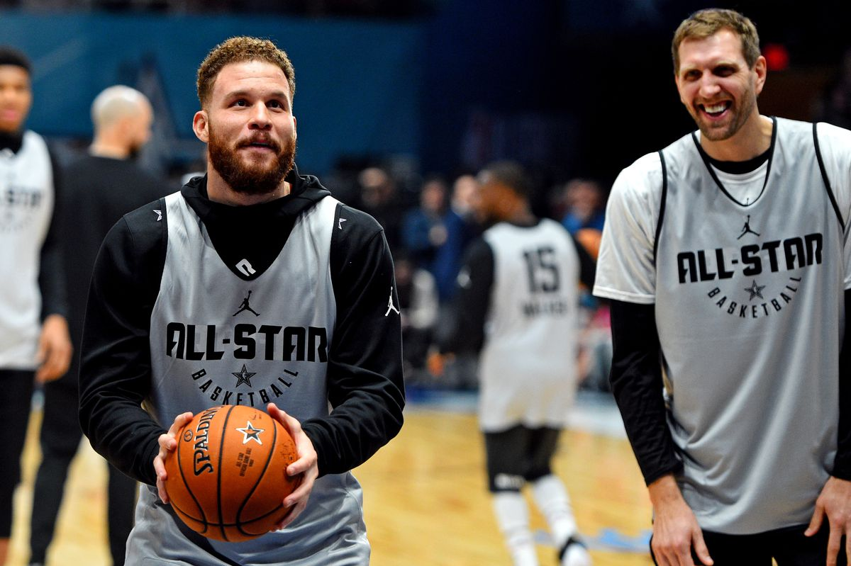 size 40 ae6b9 4c191 Blake Griffin is back in the NBA All-Star Game with a ...