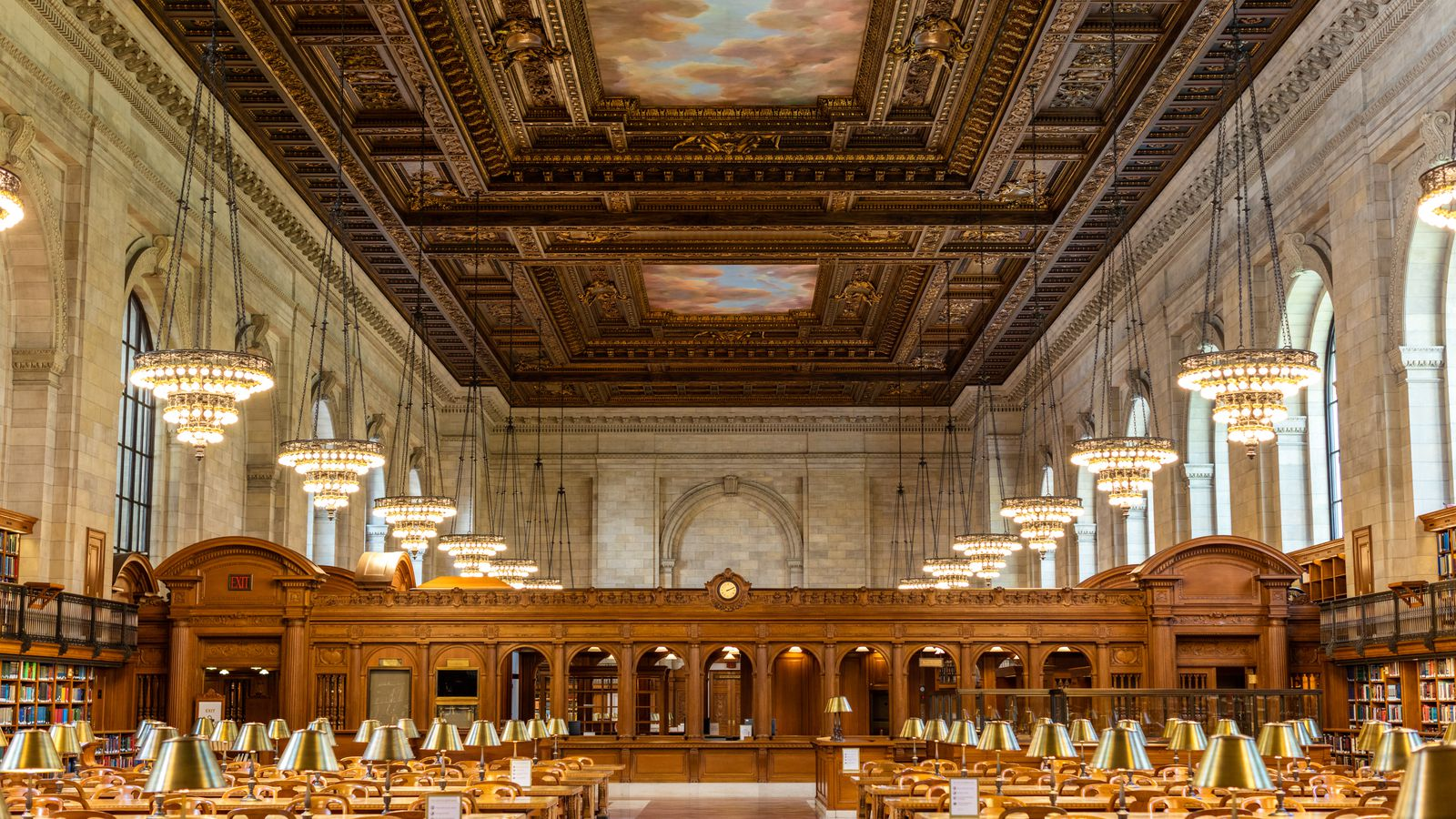 Nypl S Rose Main Reading Room Reveals Its Stunning