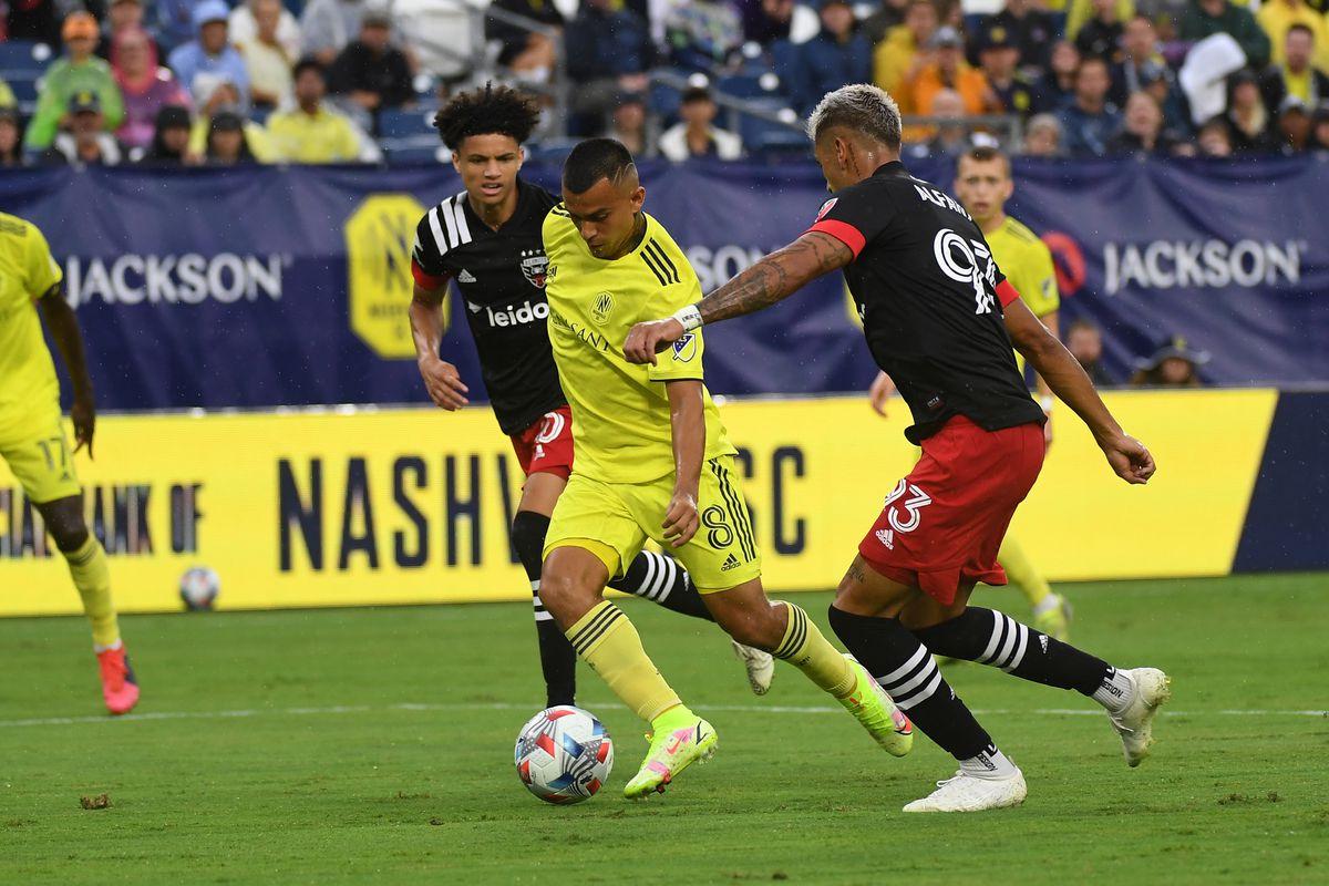 MLS: D.C. United at Nashville SC