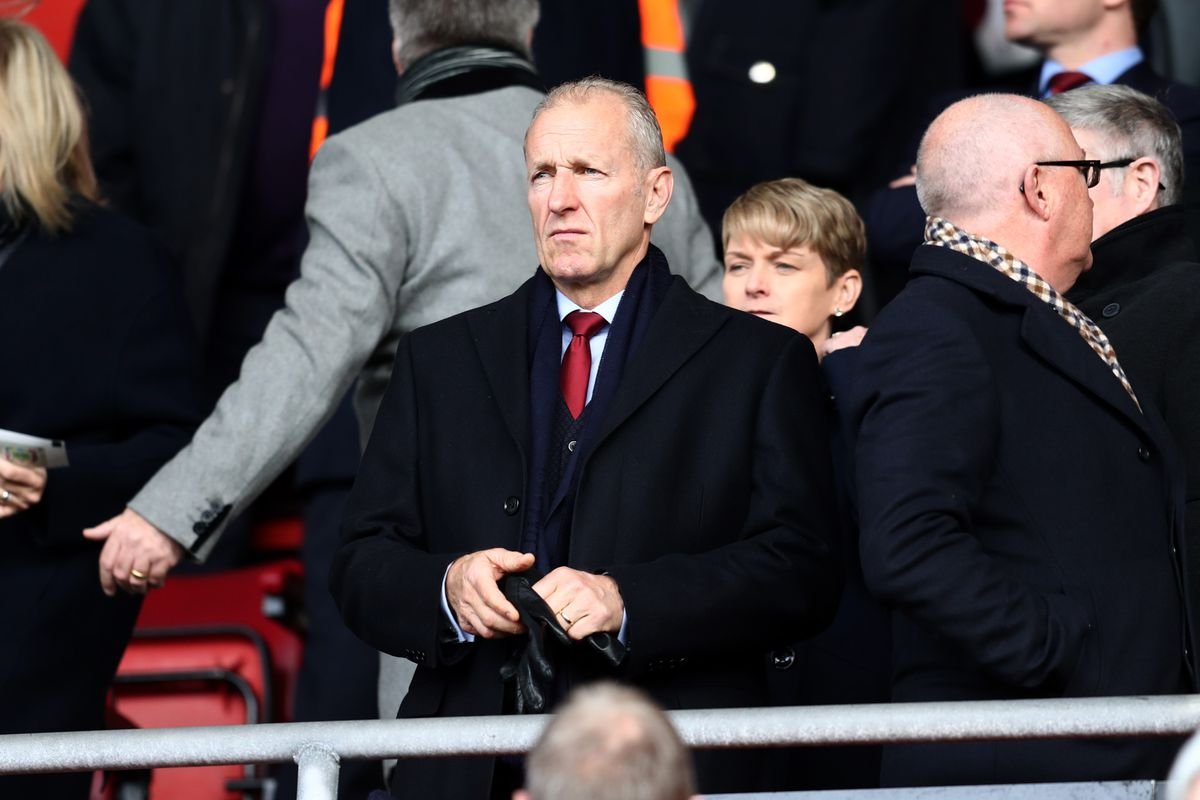 Southampton chairman Ralph Krueger, who is set to leave his post