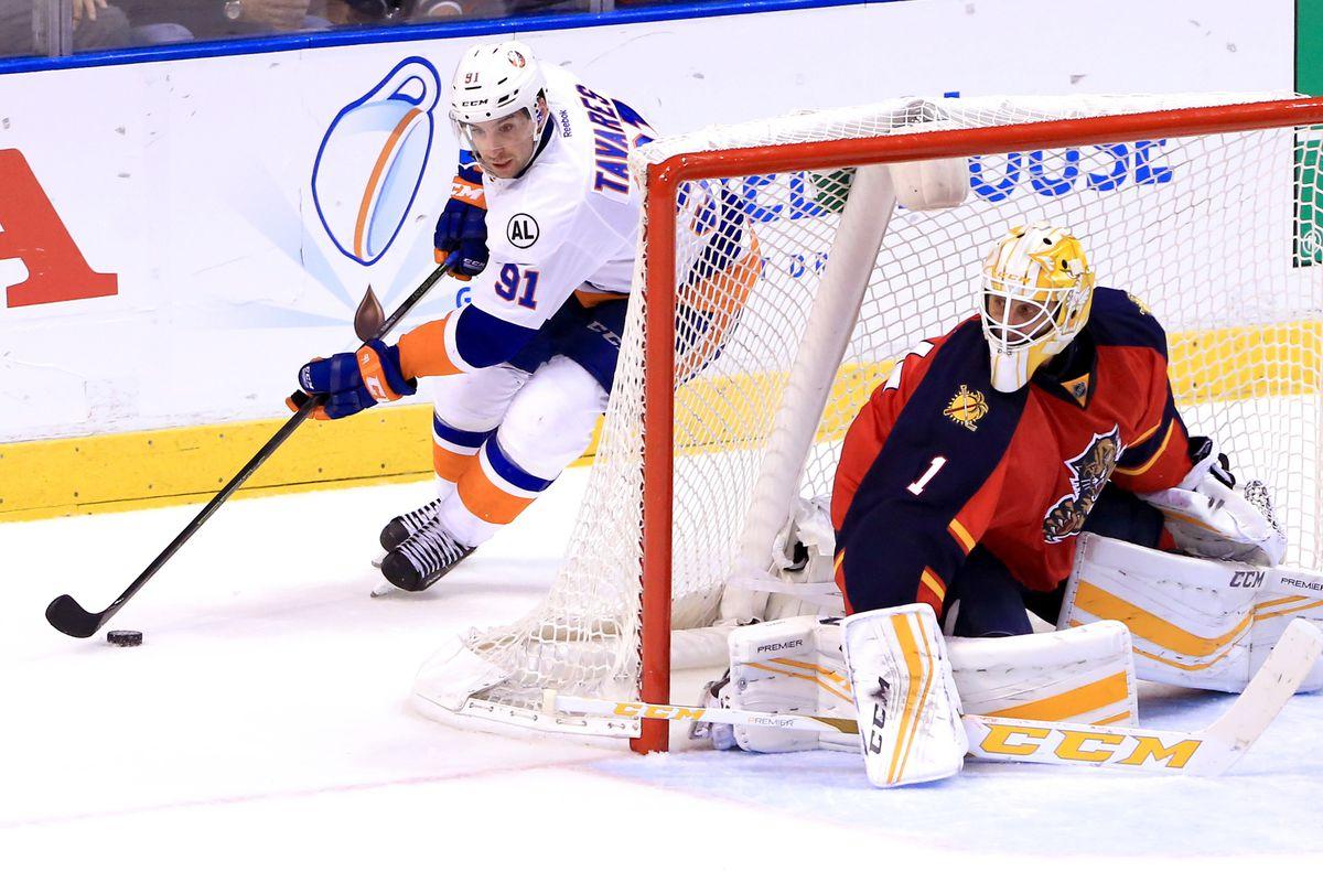 New York Islanders At Florida Panthers Game 26 Lighthouse Hockey