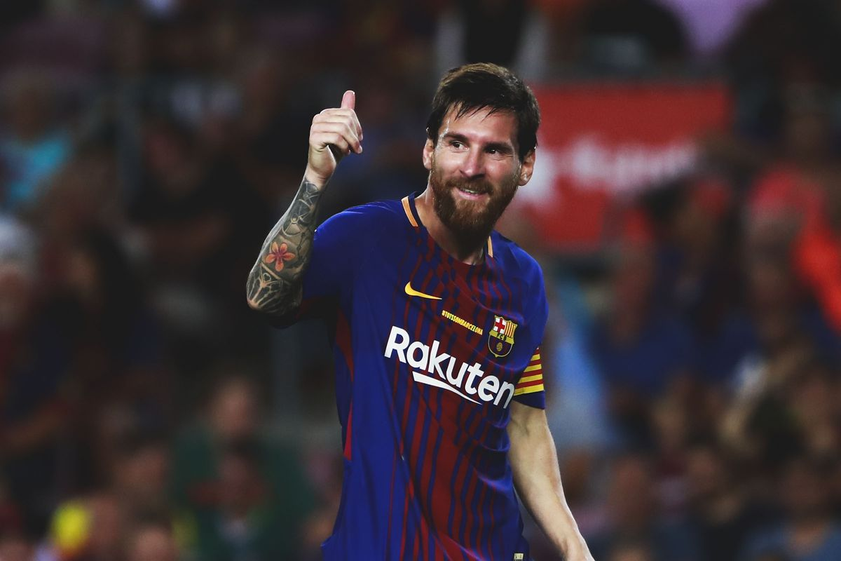 Lionel Messi is holding the Barcelona board ransom SBNation