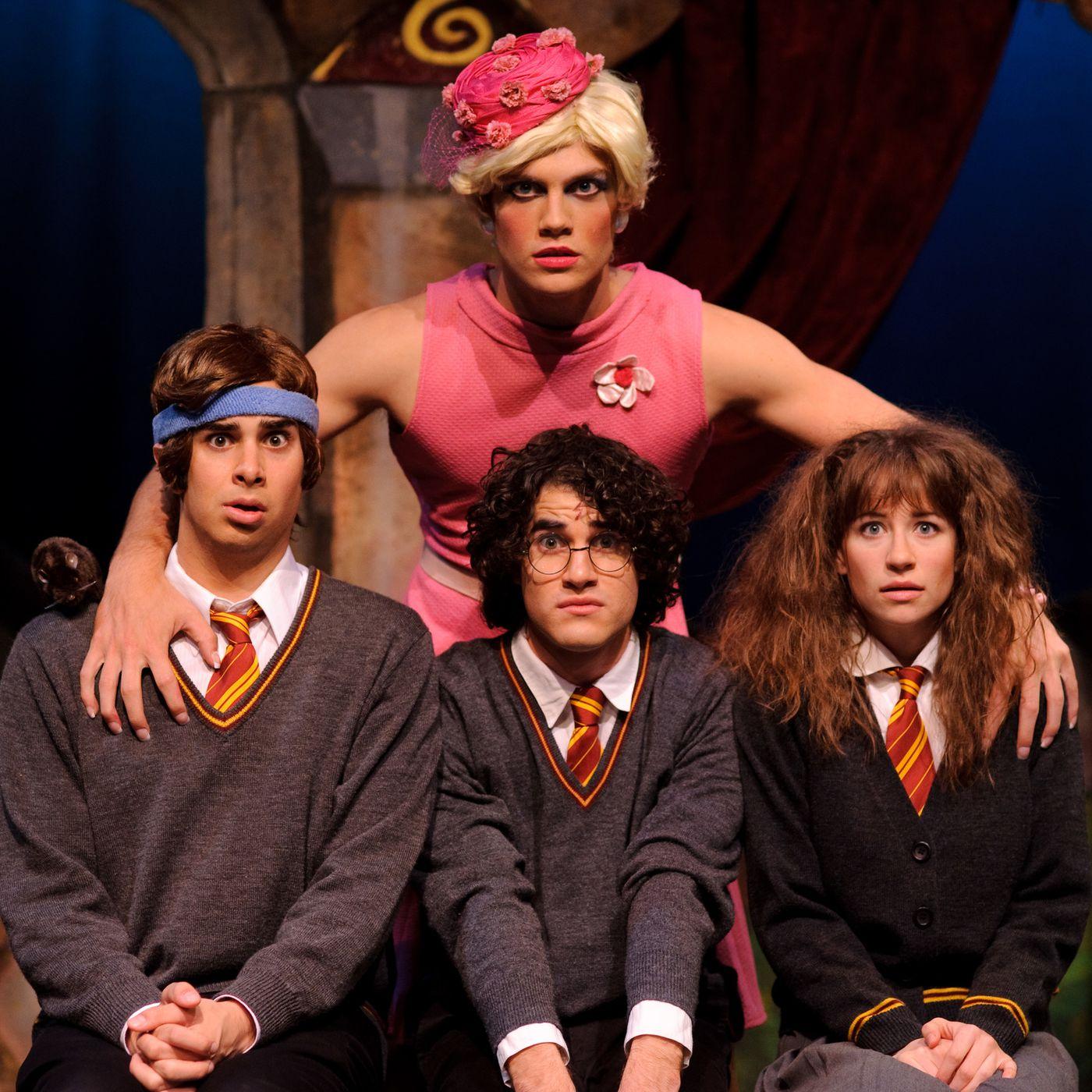 Harry Potter fan fiction, musical & Puppet Pals creators