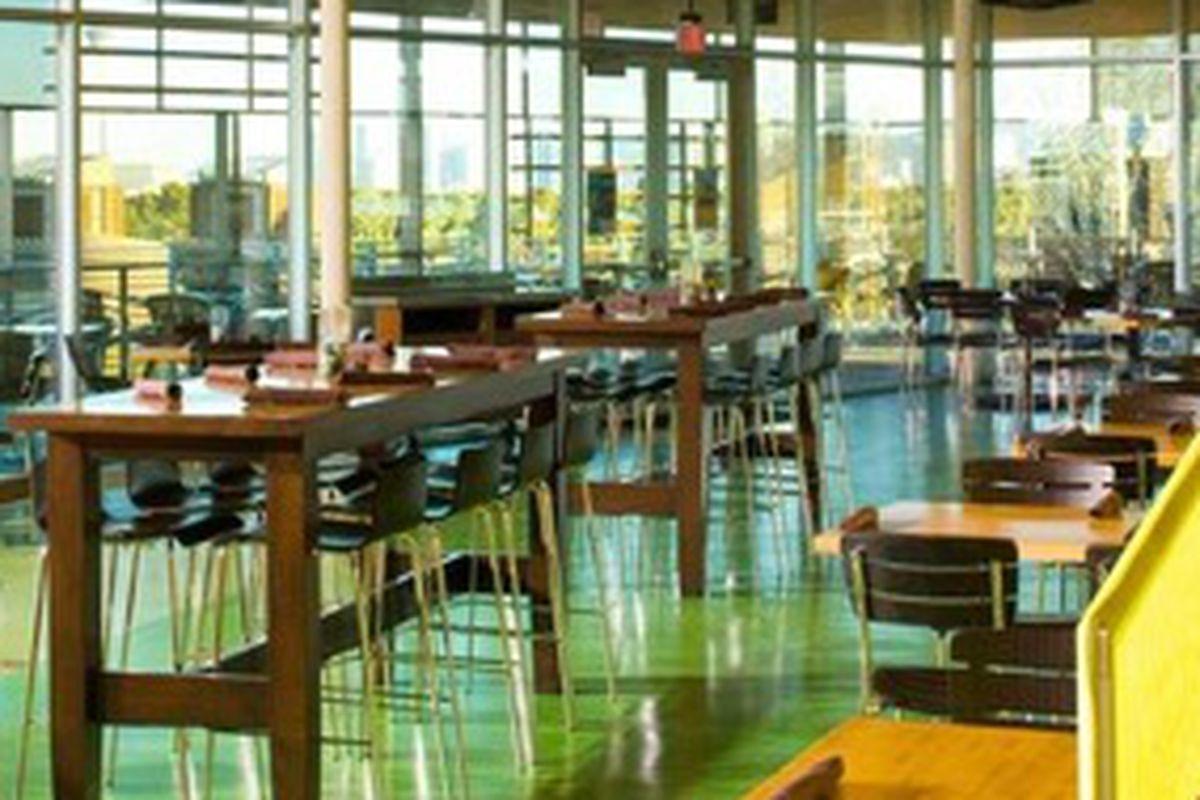 "Springs Cafe at the Springs Preserve. Photo courtesy of <a href=""http://www.visitlasvegas.com"">Visit Las Vegas</a>"