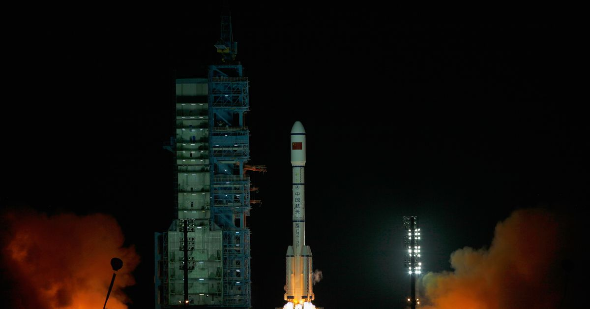 A Chinese space station is falling to Earth next year ...