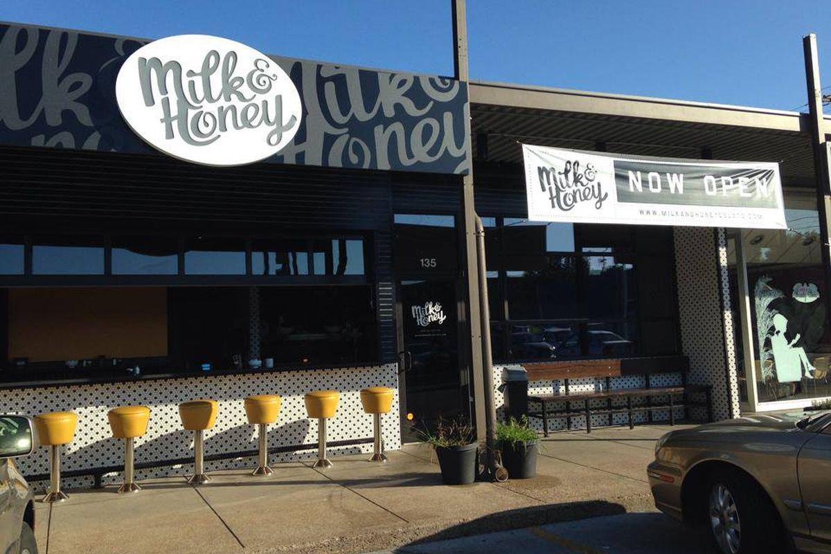 Milk & Honey in Chattanooga.
